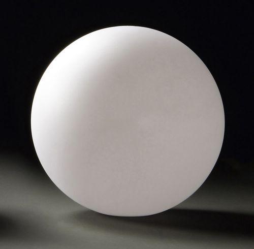 Mantra Huevo 1 Light Outdoor Floor Table Lamp M1394