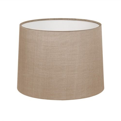 Astro Tapered Drum Oyster Silk Shade 5013003