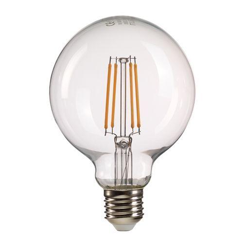 Globe LED Lamp 8Watt E27 Cap Warm White