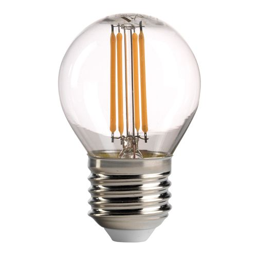 Golf Ball LED Lamp 4Watt E27 Cap Warm White