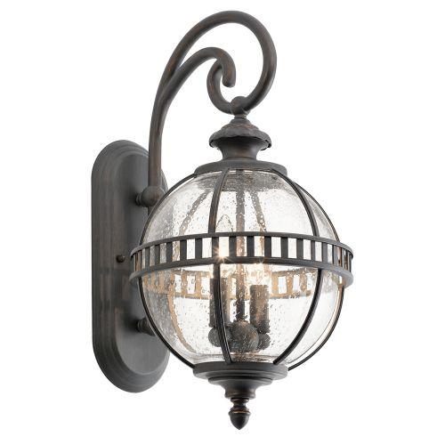 Kichler KL/HALLERON/2S Halleron 2Lt Londonderry Outdoor Wall Lantern