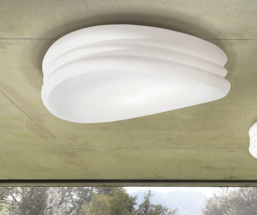 Mantra Mediterraneo 3 Light Large Flush Ceiling Fitting M3623