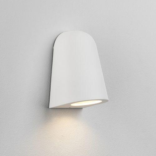 Astro Mast 1317004 Mast Single Outdoor Wall Light White