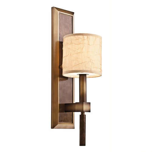 Kichler KL/CELESTIAL1 Celestial 1Lt Cambridge Bronze Wall Light