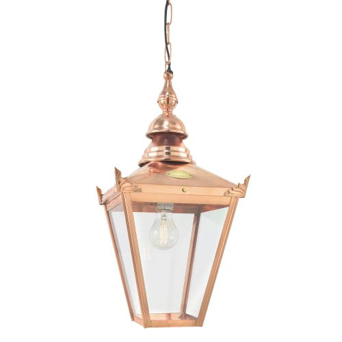 Norlys CS8 COPPER Chelsea 1Lt Outdoor Lantern