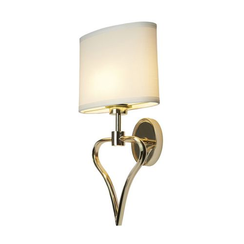 Elstead Falmouth Wall Light French Gold ELS/BATH/FALMOUTH FG