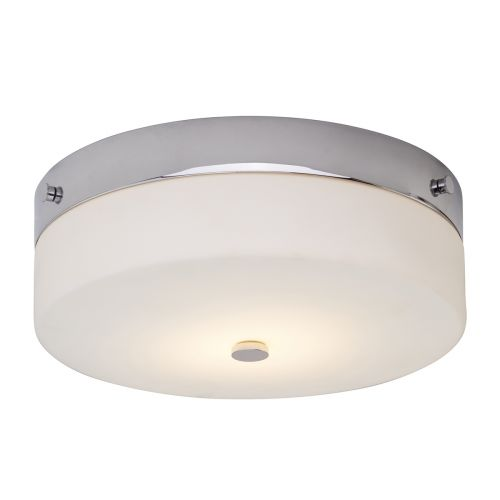 Elstead Tamar Flush Light Polished Chrome ELS/TAMAR/F/L PC