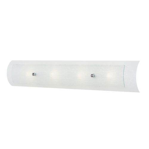 Hinkley Duet 4lt Bathroom Wall Light Polished Chrome ELS/HK/DUET4 BATH