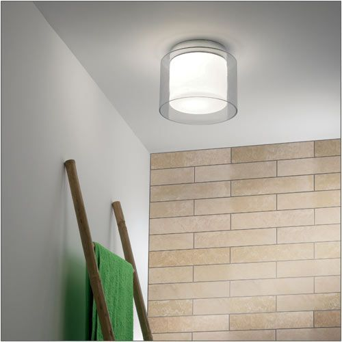 Astro Arezzo Polished Chrome Bathroom Ceiling Light 1049003