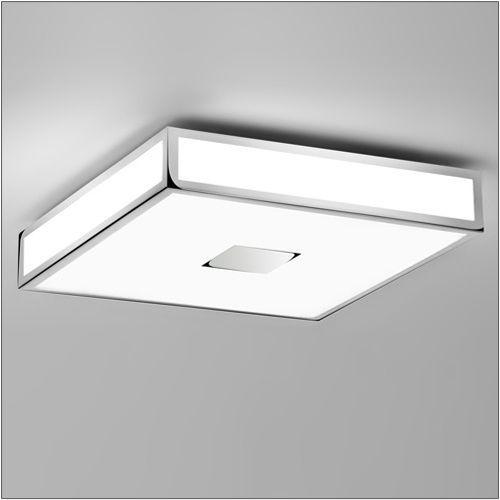 Astro Mashiko 400 Polished Chrome Bathroom Ceiling Light 0891