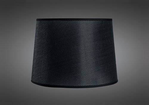 Mantra M5309 Habana Black Round Shade 370mm x 205mm Suitable for Pendant Lights