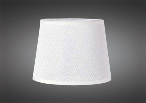 Mantra M5312 Habana White Round Shade 300 350mm x 250mm Suitable for Floor Lamps