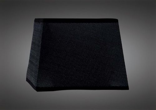 Mantra M5315 Habana Black Square Shade 355 355x250mm Suitable for Floor Lamps