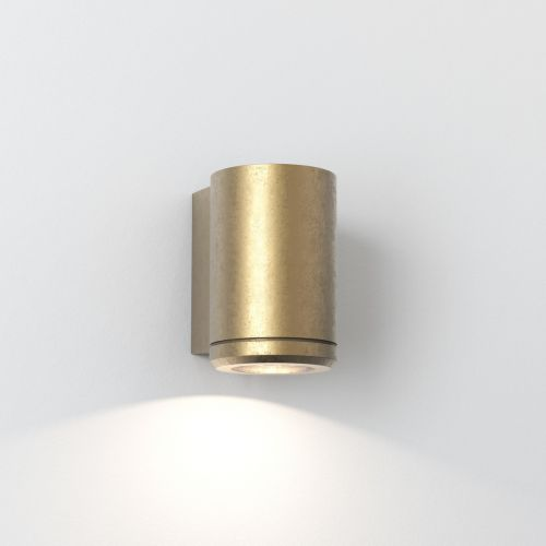 Astro Jura 1375001 Light Wall Light Coastal Brass IP44 Coastal Wall Fitting