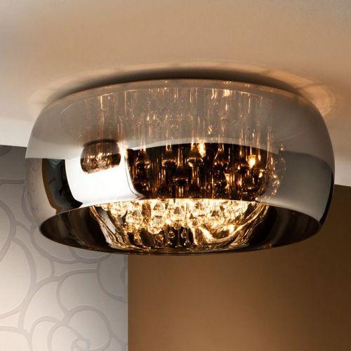 Schuller Argos 508030 Ceiling Flush 6 Light Fitting Chrome