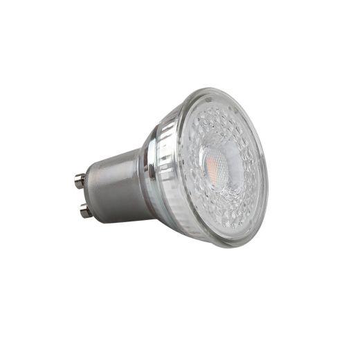 GU10 Dimmable LED Bulb 5.5watt / 57 watt Cool White 4000K 60degrees