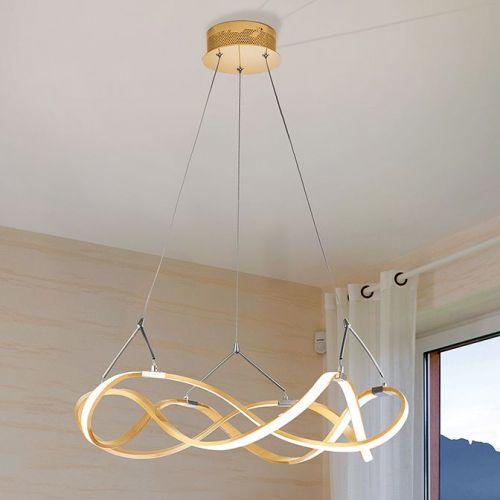 Schuller Molly 763712 LED 2 Light Ceiling Pendant Gold
