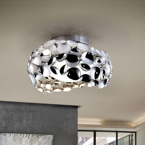 Schuller Narisa 266946 Ceiling Flush 3 Light Chrome