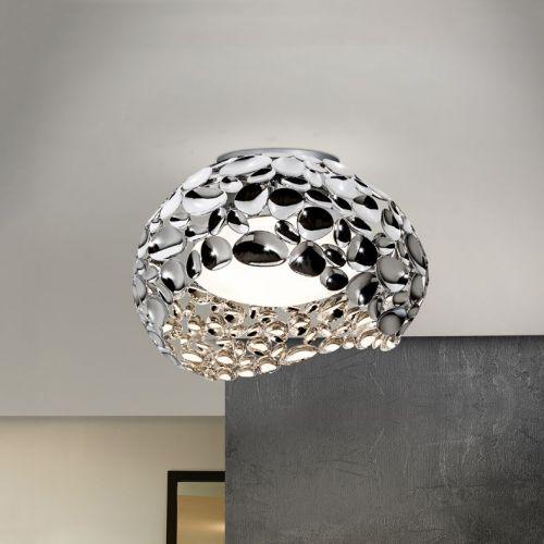 Schuller Narisa 266866 Ceiling Flush 5 Light Fitting Chrome