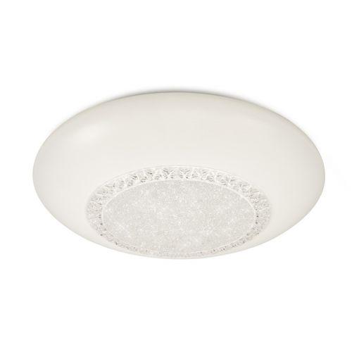 Mantra Opera M6235 Crystal LED Ceiling Flush White