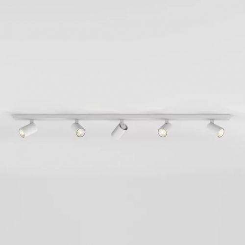 Astro 1286059 Ascoli 5 Light Bar Spotlight White