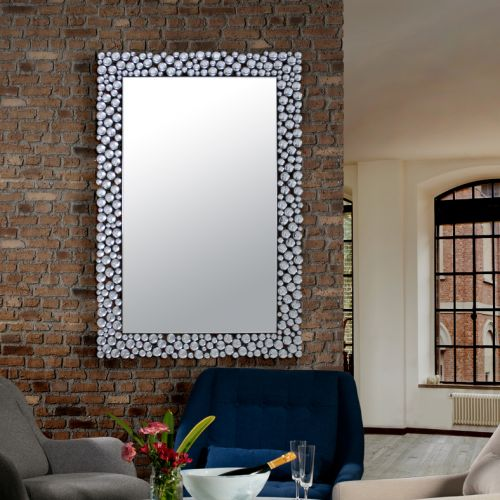 Sphere Rectangular Mirror