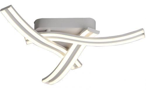 LED Ceiling Fitting 3 Light White Lekki Joka LEK3134