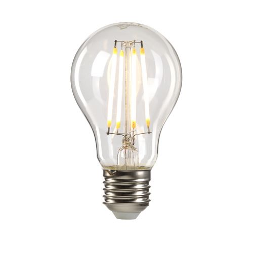 Classic E27 Lamp Clear Glass Quintessentiale LP-LED8W-E27-A60