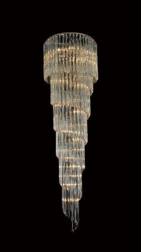 Avivo Viva AVI/PD2720-21L 21 Light Tiered Crystal Chandelier