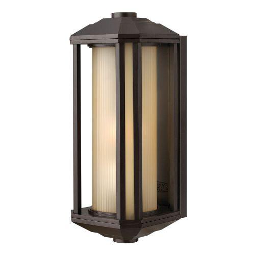 Castelle 1 Light Medium Wall Lantern Bronze IP44 Quintessentiale QN-CASTELLE-M-BZ