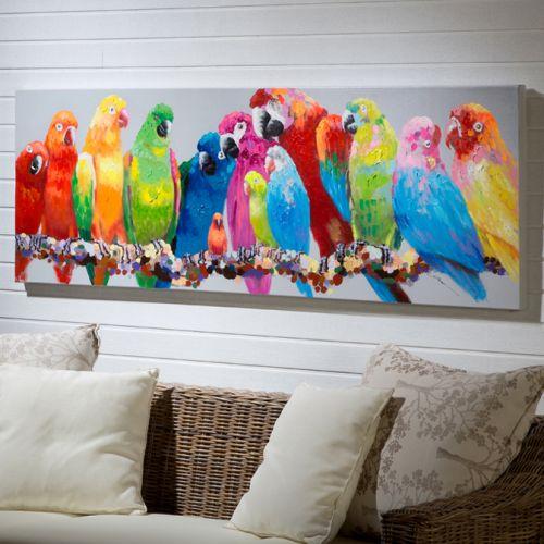 Tropic Acrylic Wall Art