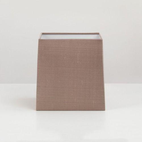Astro Azumi Lambro Square Oyster Silk Shade AST/4037