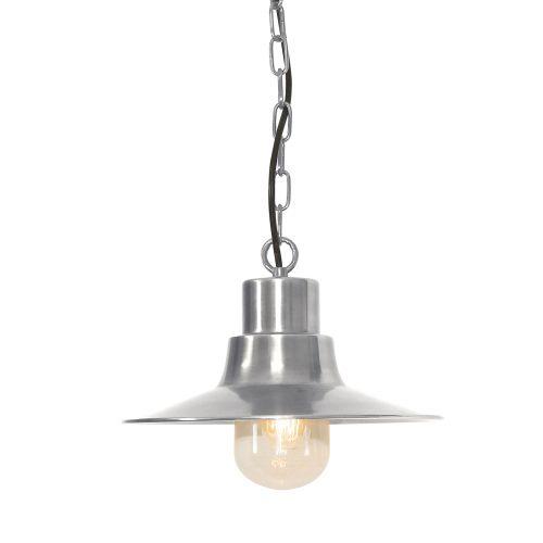Elstead SHELDON CH AN Sheldon 1Lt Antique Nickel Outdoor Lantern