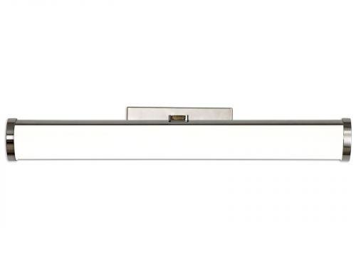 LED Bathroom Mirror Wall Lamp Chrome Lekki Tabor LEK3276