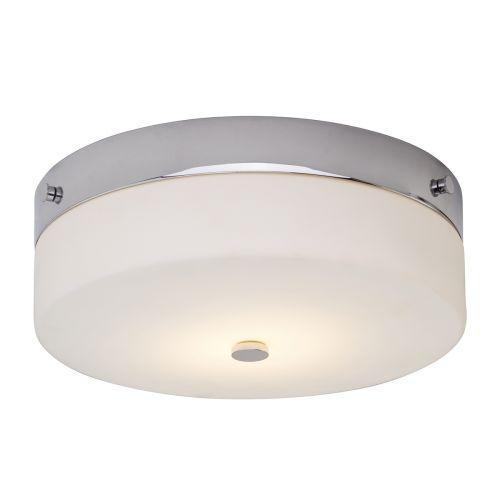 Elstead Tamar Flush Light Polished Chrome ELS/TAMAR/F/L PC