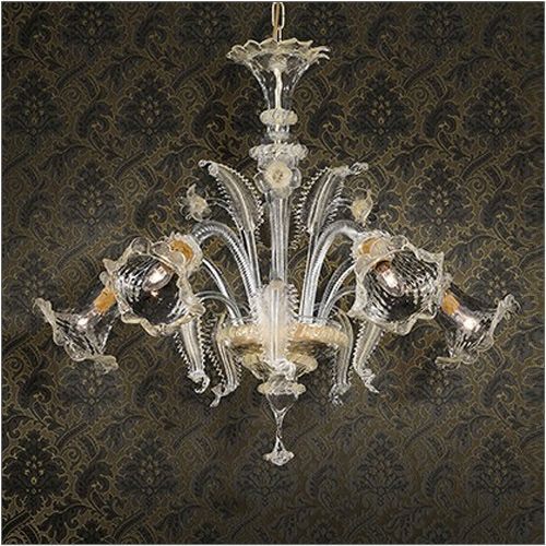 Ideal Lux Rialto Ceiling Light SP5 009704