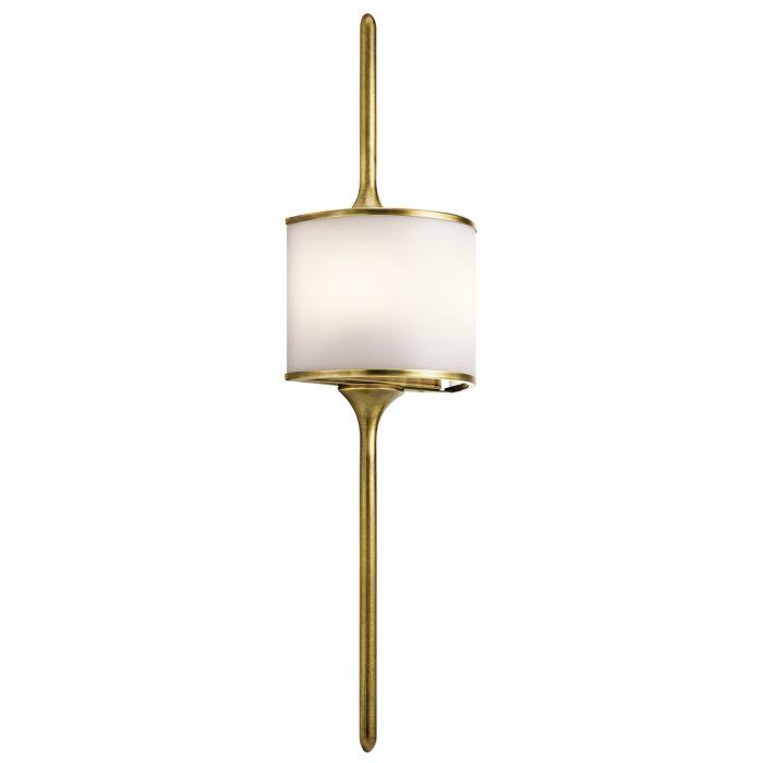 No Family Landscape Inground Lighting Antique Brass Kichler 2998AB