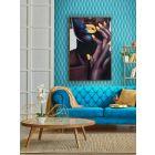 Orisa Printed Canvas Wall Art