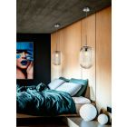 Schuller Tensai 735840 1 Light Ceiling Pendant Clear