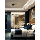 Schuller Trenza 829731 LED Ceiling Pendant Black