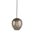 Single Ceiling Pendant Light Carbide Black Troy Odyssey F4294-CE