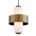 Corbett 6 Light Pendant Vintage Brass Melrose 275-46-CE