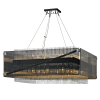 Large Ceiling Chandelier 16 Light Dark Bronze Troy Apollo F5907-CE