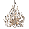 Ceiling Pendant 9 Light Silver Leaf Corbett Graffiti 154-49-CE154-49-CE