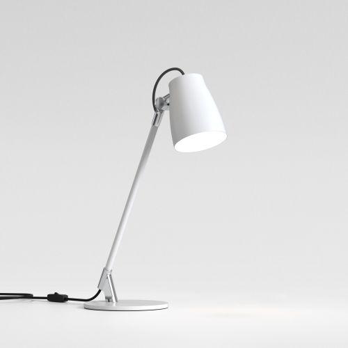 Astro Atelier Desk Indoor Table Lamp in Matt White 1224062