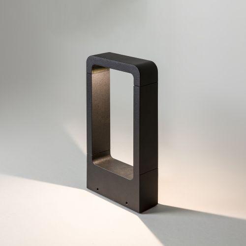 Astro Napier LED 300 Bollard Outdoor Bollard in Textured Black 1357005
