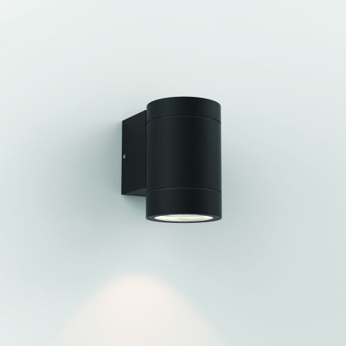 Astro Dartmouth Single LED Outdoor Wall Light in Textured Black 1372003
