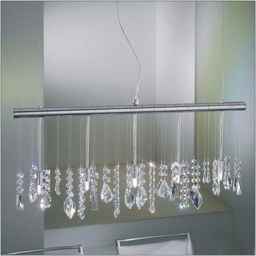 Kolarz Stretta 5 Light Pendant With Crystal Options 104.85.5