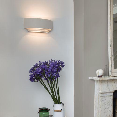 Astro Amalfi 380 Indoor Wall Light in Ceramic 1079004