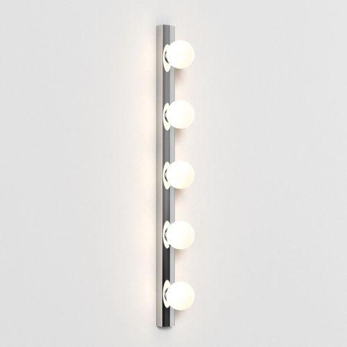 Astro Cabaret 5 II Bathroom Wall Light Polished Chrome 1087010